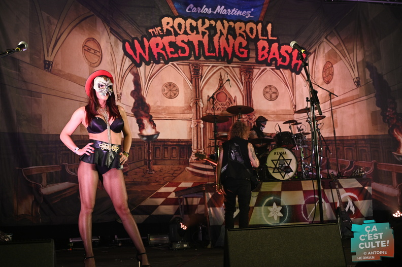 The Rock'n'roll Wrestling Bash-27